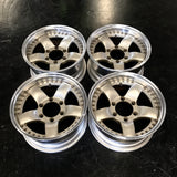 genuine japanese wheels for hilux 6x139.7