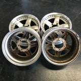 "Bradley IX 2 piece 16"" 6x139.7 Wheels"