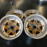 "Dunlop LeMans 14"" 4x114.3 Wheels"