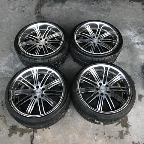 Work F2S VIP JDM wheels