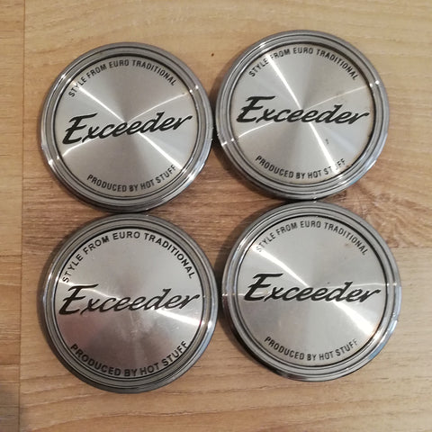 HOT STUFF Exceeder Centre cap set #3 - 57mm
