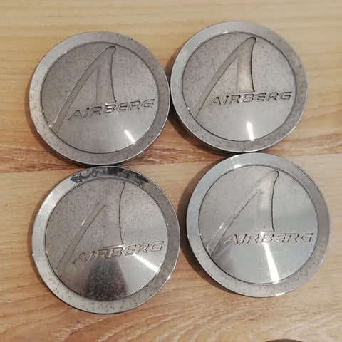 Kosei AIRBERG Centre cap set #2 - 60mm