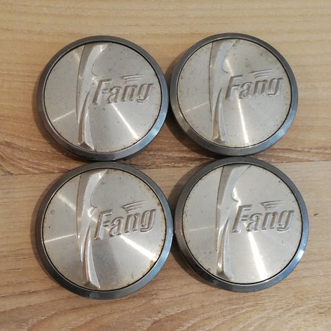 Weds FANG Centre cap set - 58mm