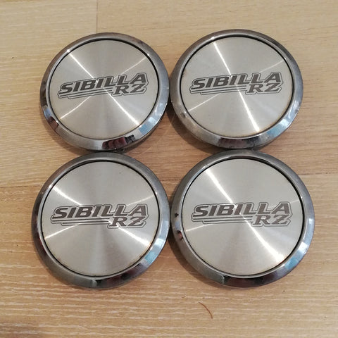 TOPY Sibilla RZ Centre cap set - 57mm