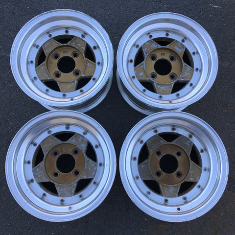 ssr focus five wheels 14""