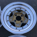 "SSR Focus Five 14"" 4x114.3 Wheels"
