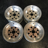 Clime racing wheels