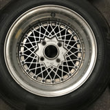 "Volk Mesh 14"" 4x114.3 Wheels"