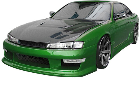 Origin-Labo S14a Carbon Bonnet Type 1