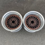 "Southern Way Mesh 9j 15"" pair wheels"