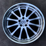 "Work Lehrmeister 20"" 5x114.3 Wheels"