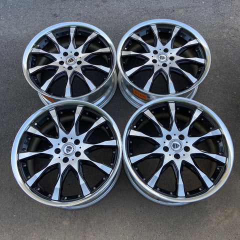 "Work Schwert SC2 18"" 5x100 Wheels"