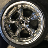 "Amistad Bright 19"" 5x114.3 Wheels"