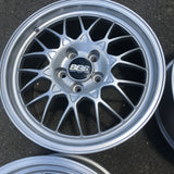 "BBS RGR oem FD3S Type RS SP 17"" 5x114.3 Wheels"