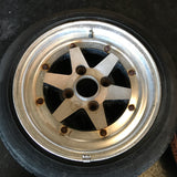 "SSR Longchamp XR4 14"" 4x114.3 Wheels"