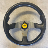 MOMO 325mm Competition Race Steering Wheel