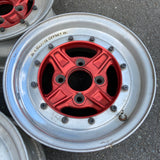 "Weds Racing Forg NR 13"" 4x110 Wheels"