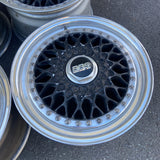 "BBS RS 16"" 5x130 Porsche 928 Wheels"