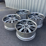 "Club Linea L368 19"" 5x114.3 VIP Wheels"