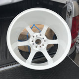 "Rays Gram lights 57d 17"" 5x114.3 Pair Wheels"