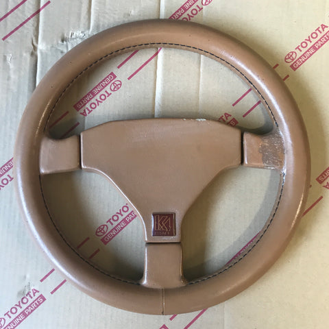 K4 Staff Rays Vero 320mm Steering Wheel