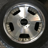 "Work Euroline 17"" 4x114.3 5x114.3 Wheels"