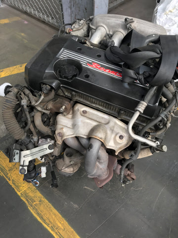 Toyota Beams 3SGE SXE10 G1 Engine
