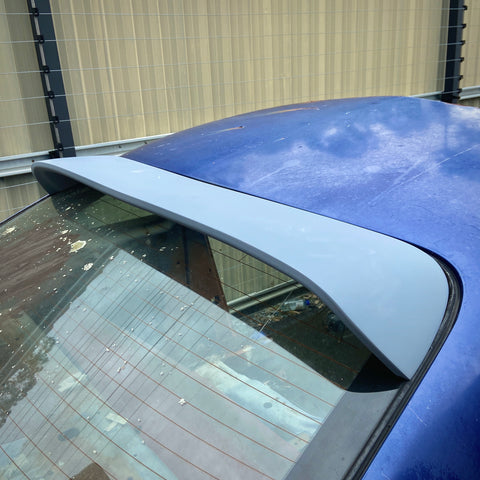D-MAX S15 ABS Roof Spoiler Lip