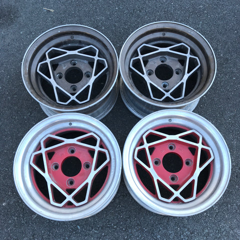 jmw crossline rare wheels
