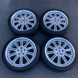 "Work Schwert SC1 18"" 5x114.3 Wheels"