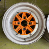 "SSR MK3 14"" Pair 4x114.3 wheels"