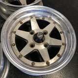 Asuka Corp F-1 Turbo Wheels 14""