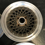 "Fortran Mesh 14"" 4x108 Japanese rare wheels"