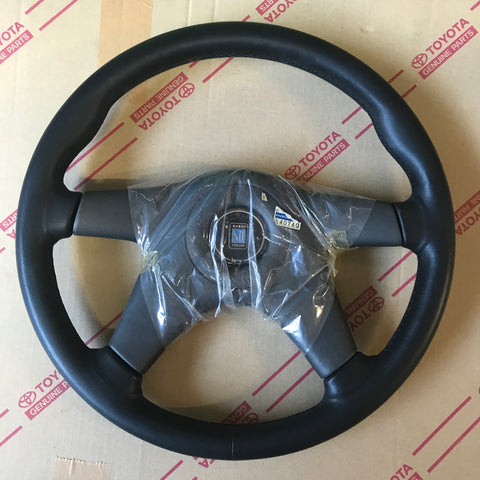 Nardi Gara 4 365mm Padded Steering Wheel NEW OLD STOCK!