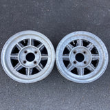 "ITALL Racing Street 14"" 4x114.3 Pair of Wheels"