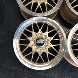 "BBS RG 17"" 5x114.3 Wheels"