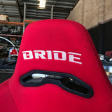 Bride Brix II Red Seat