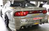 ORIGIN-LABO RPS13 180SX Racing Line Rear Bumper
