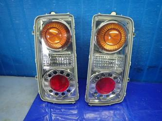 E51 rider left hand Tail Light
