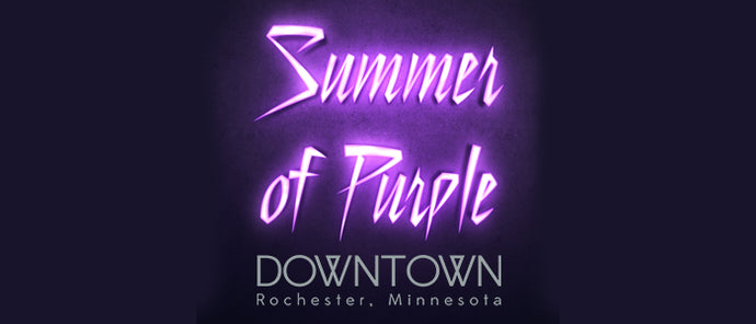 Summer of Purple in Rochester, Minnesota -Bow Wow Detectives Offer