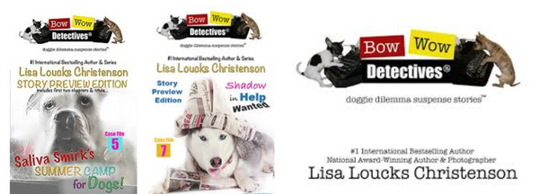 Lisa Loucks Christenson's Bow Wow Detectives®