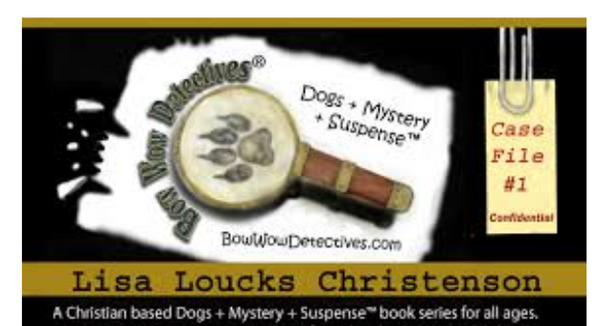 Bow Wow Detectives Logo for series