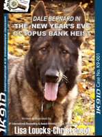 New Year's Eve Octopus Bank Heist | Hardcover