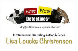Bow Wow Detectives® in Real Towns USA™: Toad Suck, Arkansas | Book 2 | Release: November 2018 | Pre-order now