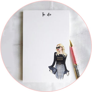 girl boss office supplies
