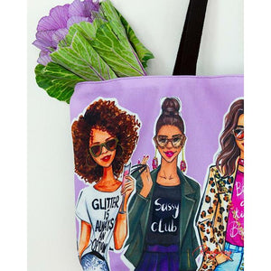Diva Fashionistas Weekend Tote