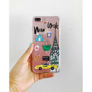 NYC On My Mind Phone Case - Shop Rongrong