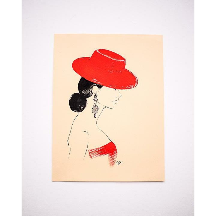 Red Hat - Shop Rongrong