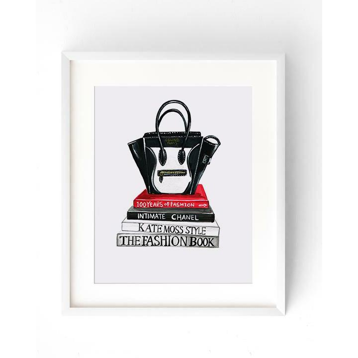 Shop Rongrong - Celine Bag and Fashion Books
