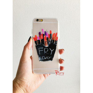 Fry Day Phone Case - Shop Rongrong